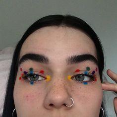 makeup for hoco Eye Makeup, Makeup Art, Beauty Makeup, Hair Makeup, Makeup Goals, Makeup Inspo, Makeup Inspiration, Makeup Tips, Creative Makeup Looks
