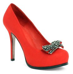 Fierce Shoes & Red Shoes | If The Shoe Doesn't Fit