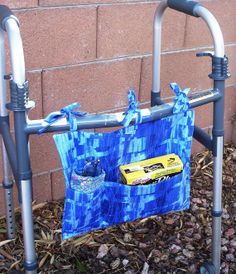 Walker Bag Wheelchair Motorized Chair By Uniquesewingboutique