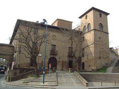 Casa Palacio de la familia Mencos, Tafalla #Navarra