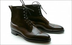 The Edward Green Galway boot.