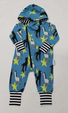 J U J U N A: Hiiop! -jumpsuitin kuvallinen ompeluohje