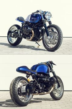 After customizing bikes for nigh on 20 years, Unique Custom Cycles has a reputation most builders would die for. The Swedish company is known for its traditional chopper and drag racing builds, but its latest project—nicknamed The Stockholm Syndrome—is very different. It's a stunning cafe racer based on the new BMW R nineT. cafe racer