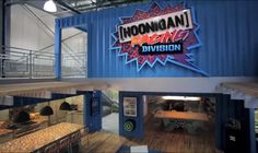 Hoonigan Racing Division HQ. A tour with Ken Block