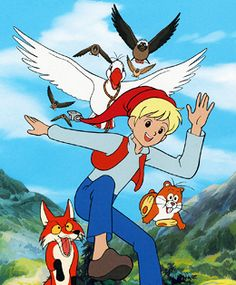 The Wonderful Adventures of Nils とある動物好きが「ニルスのふしぎな旅」を観たらの画像 | LITTLE☆SUNFLOWER #NilsHolgersson #anime #1980 #NHK