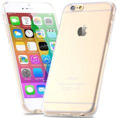 Kisscase 0,3mm super schlank crystal clear weiche case für iphone 6 6 s schlank transparente abdeckung telefon abdeckung für iphone 6 plus 6s Plus