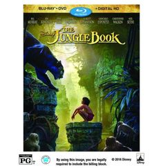 Rent The Jungle Book starring Bill Murray and Ben Kingsley on DVD and Blu-ray. Get unlimited DVD Movies & TV Shows delivered to your door with no late fees, ever. The Jungle Book, Jungle Book 2016, Rudyard Kipling, Walt Disney, Disney Live, Bill Murray, Idris Elba, Movie Club, Movie Tv
