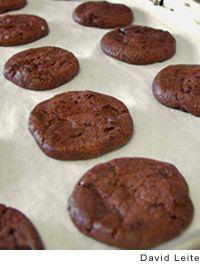 Chocolate-Chocolate Chip Cookie Recipe | Leite's Culinaria