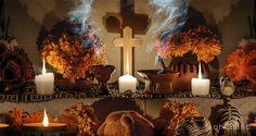 Si aún no pones tu altar de muertos, aquí te decimos todo lo que necesitas para que quede espectacular!