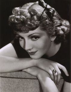 Claudette Colbert - Born: Emilie Chauchoin, 13 September 1903, Saint-Mandé, France - Died: 30 July 1996 (aged 92), Speightstown, Barbados