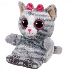 b4540ca1523 Ty Beanie Peek-A-Boo Phone Holder Molly Grey Cat  Brand New Factory Sealed  Packs of 12 51 total Direct From Ty. Walmart TvUniversal Tv MountIpad ...