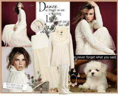 Winter White crochet
