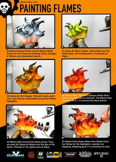 Painting Tips, Figure Painting, Painting Techniques, Miniature Bases, Miniature Figurines, Salamanders Space Marines, Marine Colors, Warhammer Paint, D&d Dungeons And Dragons