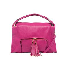 Melie Bianco Cerisse Double Handle Satchel