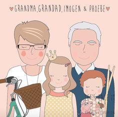 Grandparents xxx Grandparents, Family Guy, Guys, Face, Illustration, Fictional Characters, Design, Grandmothers, Grandparent
