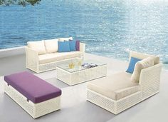 YG-6013 Rattan Sofa, Floor Chair, Lounge, Flooring, Bed, Furniture, Home Decor, Airport Lounge, Decoration Home