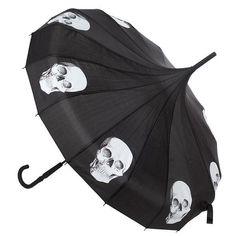 Paa Skull Umbrella
