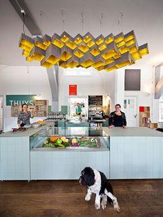 Refreshing Museum Restaurant of Het Dolhuys - Wave Avenue