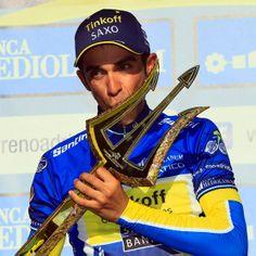 Contador ha vuelto