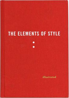 Always important, excellent style guide with excellent style and a wonderful sense of humor. Thanks, Maira!