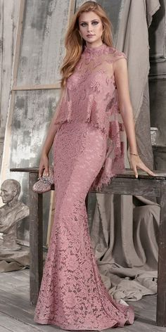 Magbridal Romantic Lace Sweetheart Neckline Floor-length Mermaid Evening Dress With Detachable Jacket & Shawl & Rhinestones & Lace Appliques Mermaid Evening Dresses, Evening Gowns, Prom Dresses, Formal Dresses, Romantic Lace, Romantic Evening, African Dress, Beautiful Gowns, Elegant Dresses