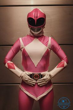 MMPR Pink / PteraRanger cosplayed by YuffieBunny. Photography by EDward Fotography.