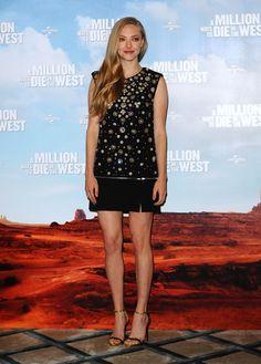 Best Dressed: Amanda Seyfried (May 2014)