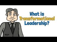 Download a FREE HD version of this video at http://betterbusinesslearning.com/transform-leader Keywords: Leadership…