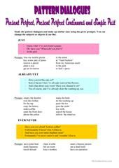 MIXED THREE TENSES worksheet - Free ESL printable worksheets made by teachers