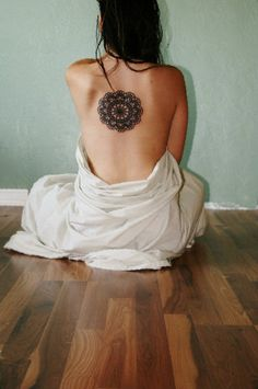 Don't care about the Mandala but like the placement.
