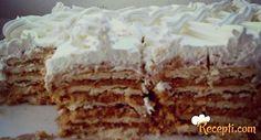 Recept za Alva tortu posna. Za spremanje torte neophodno je pripremiti plazmu, alvu, šlag, keks, sojino mleko.
