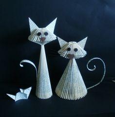 clara maffei: Egyptian cats                                                                                                                                                                                 Plus