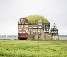 Matthias Jung's surreal homes – in pictures | Art and design | The Guardian