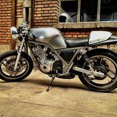 My Yamaha SRX 600