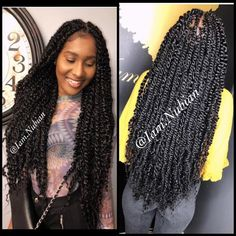 Top 60 All the Rage Looks with Long Box Braids - Hairstyles Trends Short Box Braids, Blonde Box Braids, Jumbo Box Braids, Braids For Black Hair, Jumbo Twists, Chunky Twists, Box Braids Hairstyles, My Hairstyle, Hairstyles Videos