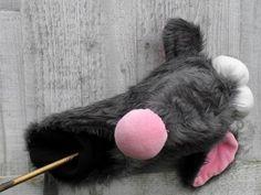 Fun Golf Club head cover -Rat - Puppets in a bag
