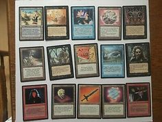 MTG DUAL-LANDS//Modern Masters //ALPHA// BETA //and MORE!! LOTTO