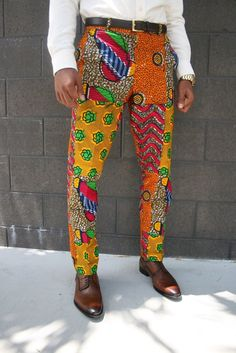 Stylish ideas on Africa fashion 621 African Clothing For Men, African Print Fashion, Africa Fashion, African Wear, African Attire, African Style, Fashion Pants, Mens Fashion, Fashion Outfits