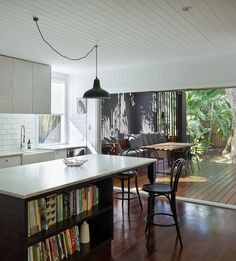 Projects - Windus House | Shane Thompson Architects