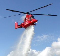 fire fighting helicopters | The FIREMAX support helicopter has recently been used in a number ...