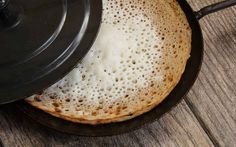 Make a traditional Kerala Style Appam Recipe that has no yeast. Serve it for Breakfast, Lunch or Dinner along with Kadala Curry or Kerala Stew. Rava Upma Recipe, Appam Recipe, Best Breakfast Recipes, Snack Recipes, Veg Recipes, Recipies, Vegetarian Recipes, Cooking Recipes, Homemade Crisps