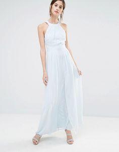 Warehouse | Warehouse Strappy Maxi Dress