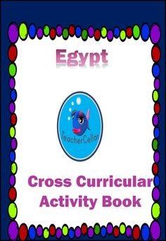 This is a 21 page workbook for upper Key stage 1 and Key stage 2 It is cross curricular including history, geography, numeracy and literacy as well as ICT . Primary History, Teaching History, Teaching Resources, Key Stage 2, Cross Curricular, Easter Story, Comprehension Questions, Egyptians, Anti Bullying
