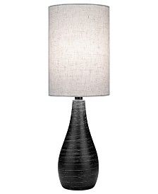 Lite Source Large Quatro Table Lamp