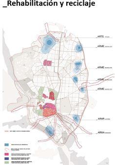 Galeria de Novo urbanismo de transformação e reciclagem: Projeto Madrid Centro - 13