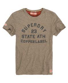 State athl copper label