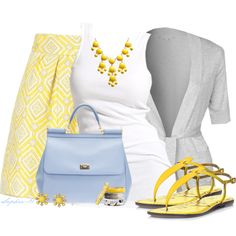 A fashion look from June 2013 featuring Zalando cardigans, Soaked in Luxury tops y Zara skirts. Browse and shop related looks. Work Fashion, Cute Fashion, Fashion Outfits, Womens Fashion, Fashion Shoes, Luxury Fashion, Modest Outfits, Casual Outfits, Cute Outfits