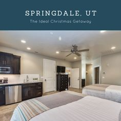 Of All The Hotels Near Zion Watchman Villas Is Ideal Choice For A Christmas