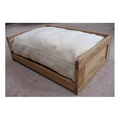 Classic Pet Beds Solid Wood Designer Dog Chair   AllModern
