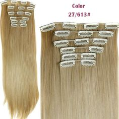 GET $50 NOW   Join RoseGal: Get YOUR $50 NOW!http://www.rosegal.com/hair-extension/trendy-long-straight-clip-in-heat-resistant-synthetic-hair-extension-suit-for-women-474447.html?seid=7681169rg474447